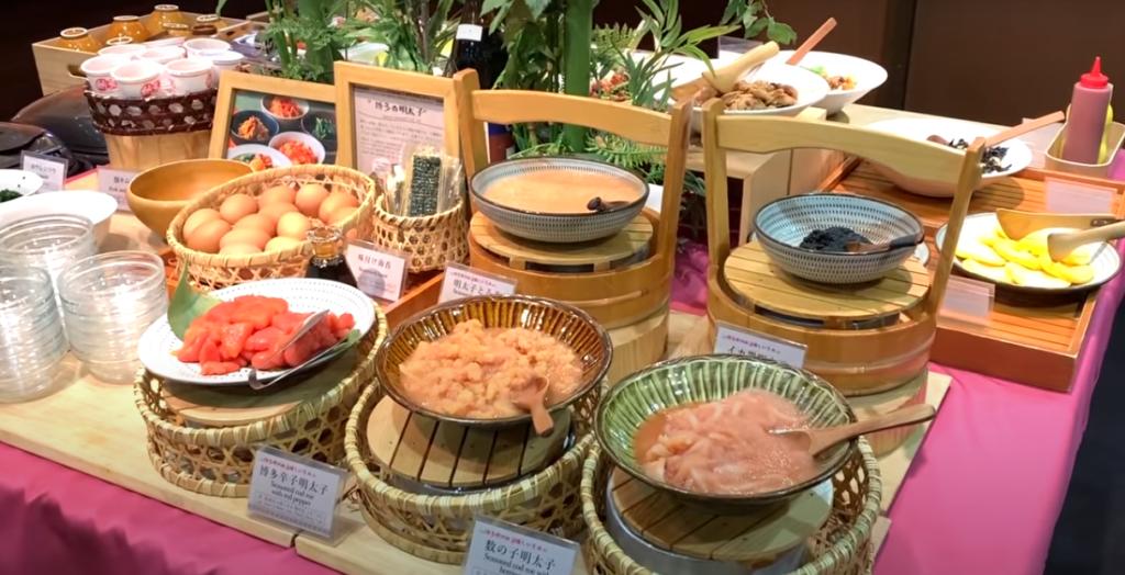 ここはビジネスホテルなのか!充実したウエルカムサービスに5種類の明太子食べ放題のモーニングビュッフェが凄い!【ベッセルイン博多中洲】