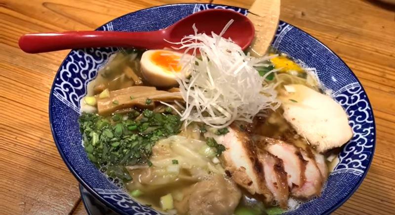 竹ノ塚で14年!自家製麺に全力な店主のラーメン屋は食材とサイドメニューも凄かった!