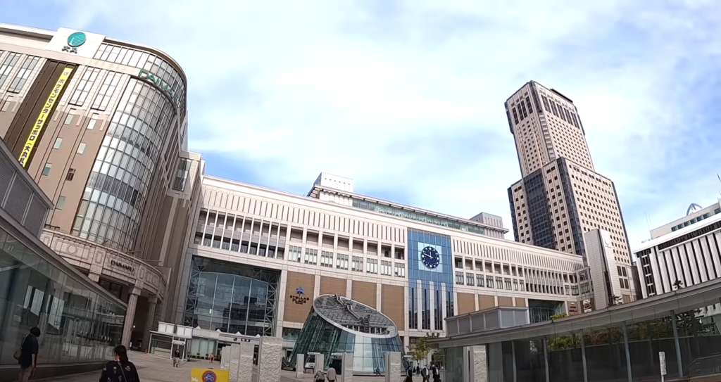 札幌の街並みが見渡せる一番背が高いホテルは、ビュッフェも最高だった【JRタワーホテル日航札幌】