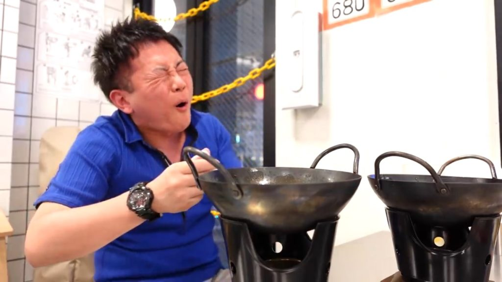 激辛メニューが人気のお店で食べた麻婆豆腐が想像以上だった!!【狼牙包包軒】
