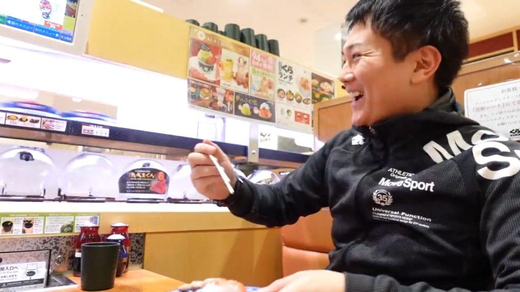 ズワイガニや天然本マグロが驚くほど安くで食べられる最高のお店!!【くら寿司】