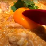 ふわトロ卵と比内地鶏の究極の親子丼が超絶品だった!【ひない小町 渋谷店】