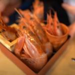 新鮮でぷりぷりな海老が食べ放題‼赤エビ、甘エビなど生、焼き、フライで思う存分にエビを堪能してきた【俺の魚を食ってみろ!! 西新宿店】
