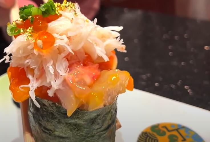 日本一と言われる回転寿司屋さんにスペシャゲストと行ってきた【金沢まいもん寿司】