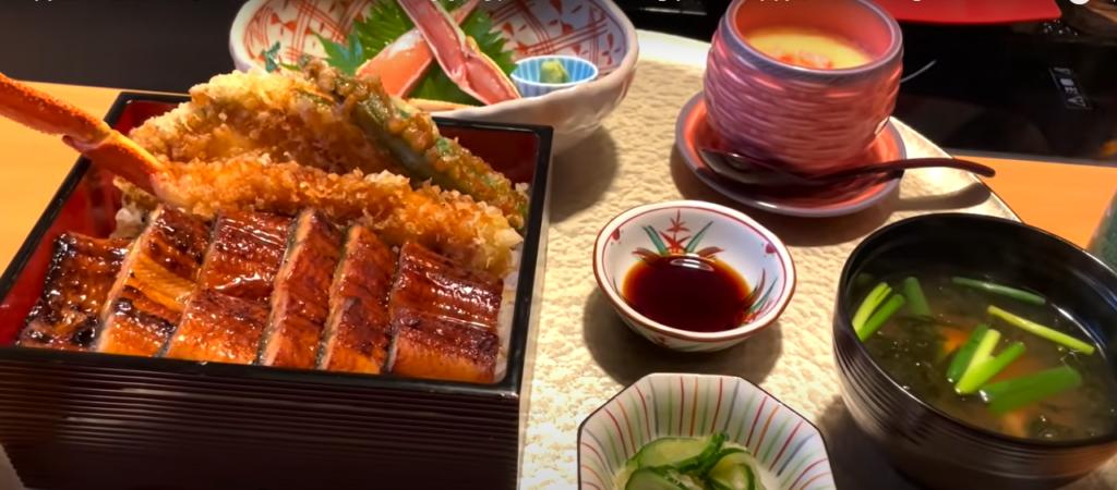 かにと鰻が楽しめるお店を存分に満喫してきた【かに料理 横浜甲羅本店】