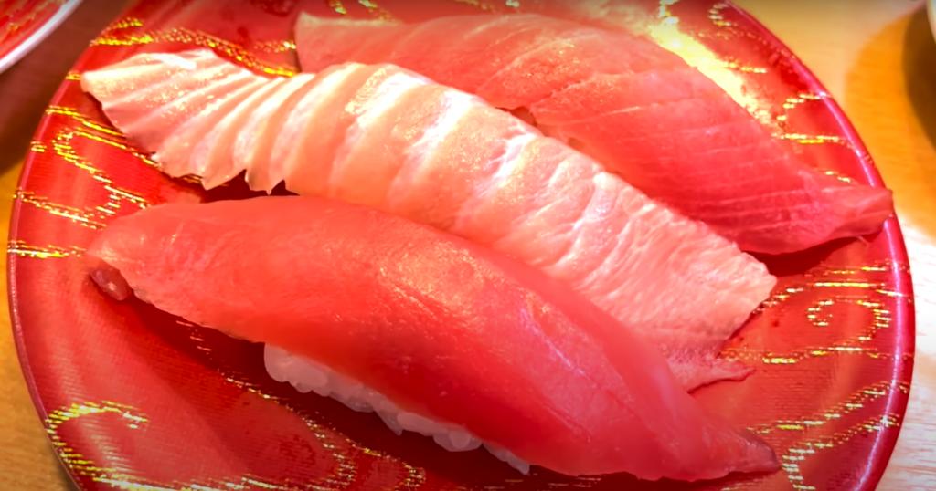 埼玉県発祥!次々と歴代一位を更新する最強回転寿司に行ってきた!【がってん寿司 池袋サンシャイン60通り店】