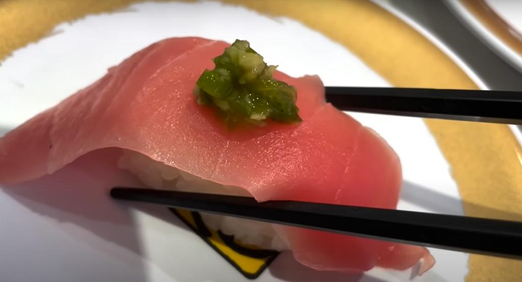 本物の美味しさをリーズナブルな価格で楽しめる【元気寿司 川崎駅前大通店】