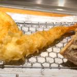 揚げたての天ぷらを食べることができるお店を堪能してきた【天ぷら定食 まきの 武蔵小山店】